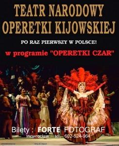 Operetki czar INOWROCŁAW-02-800