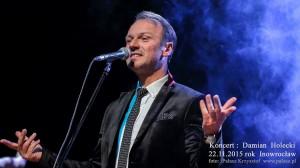 Koncert: Damian Holecki  2015.11.25